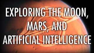 How To Colonize The Moon And Mars Featuring Author of The Martian Andy Weir