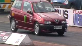 Alfa Romeo 145 2.0 Build and Racing