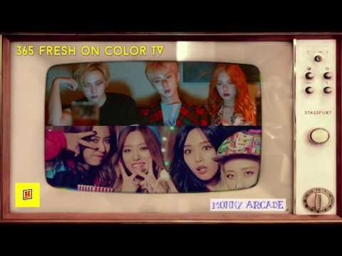 TRIPLE H - 365 FRESH - Color TV remix.