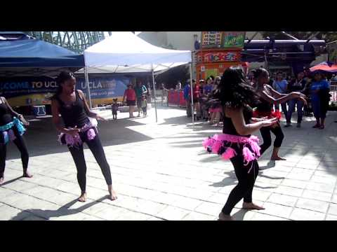 NSA At The LA County Fair: Soukous Dance