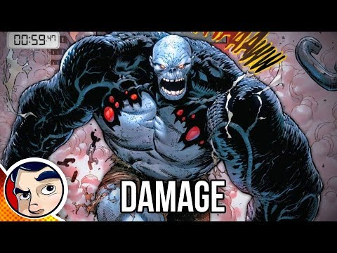 Damage DCs Hulk Out of Control  Complete Story