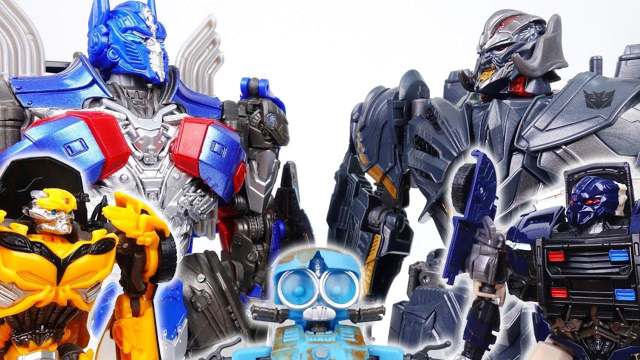 Transformers Battle Autobots Vs Decepticons