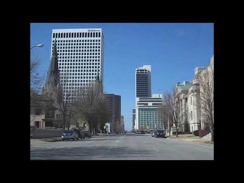 Tulsa, Oklahoma Downtown TOUR