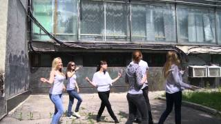 Танцевальный Флешмоб) \