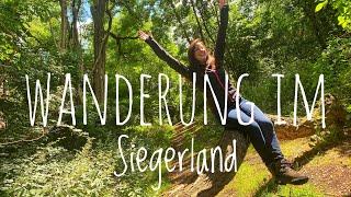 🥾 Wanderung im Siegerland 🌲 🌳