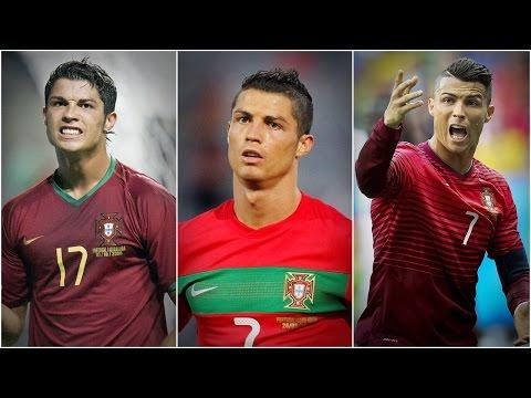 Cristiano Ronaldo World Cup Skills & Goals 2006-2014   CO-OP