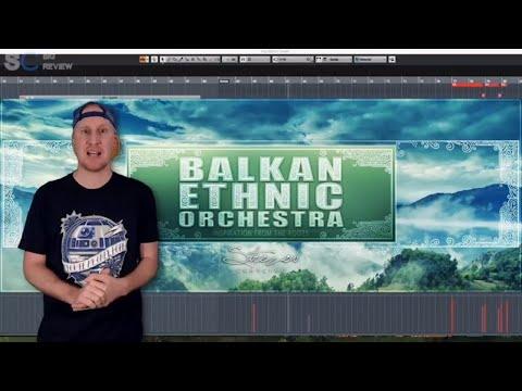"Strezov Sampling ""Balkan Ethnic Orchestra"" - The Samplecast Big Review"