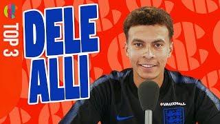 Dele Alli | His Top 3 Messiest Teammates!