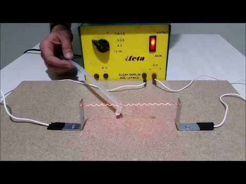 Strafor Kesim Makinası Yapımı. Güclü Rezistans Teli İle Plastik Dahi Kesebilirsiniz Ev Yapımı DIY