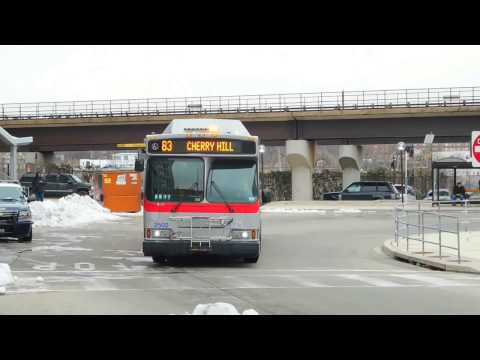 WMATA Metrobus: Bus Observations (March 17, 2017) - Part 4/4 [#W020]