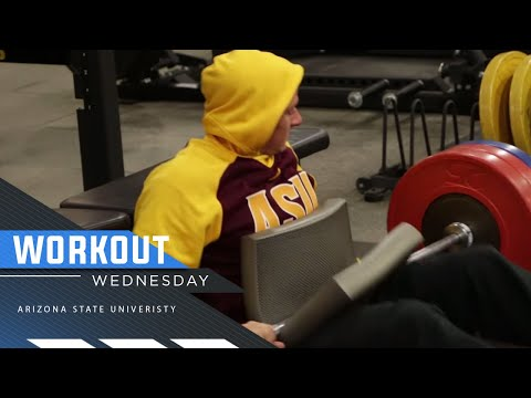 Workout Wednesday: Arizona State