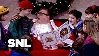 Motivational Santa - Saturday Night Live