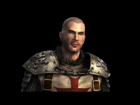 The First Templar - Roland Gameplay Character Introduction (2011) OFFICIAL | HD