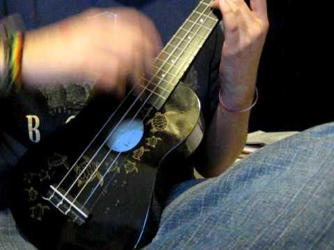 California Stars - Billy Bragg / Wilco (Ukulele)
