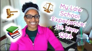 My Law School Experience: First Year Q&A!