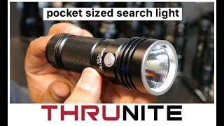 3,800 lumen Search & Rescue light in your back pocket - Thrunite TC20