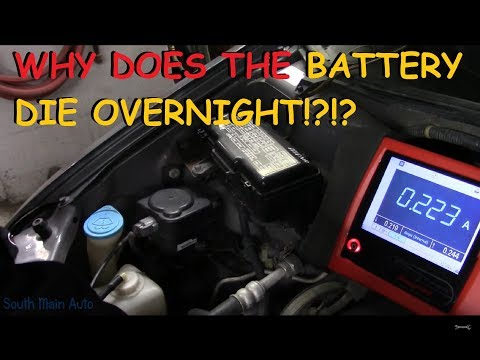 diagnosing-battery-draw-(battery-goes-dead-overnight)