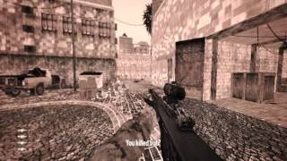 Sick Cod 4 PC PezBots Gameplay (quality, cfg and FPS test)
