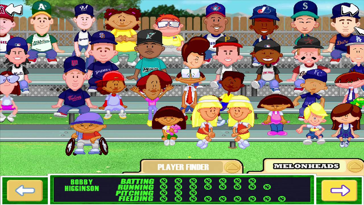 Backyard Baseball 2003 The Season Begins Part 1 Youtube