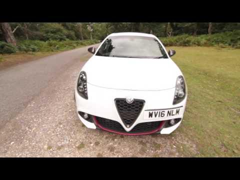 2016 Alfa Romeo Giulietta Veloce The Drive