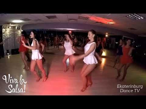 Viva La Salsa! Party   KF Team Russia