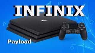PS4 INFINIX PAYLOAD LANCADO