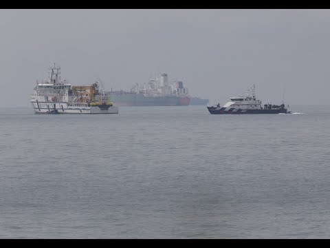 Singapore-Malaysia maritime dispute