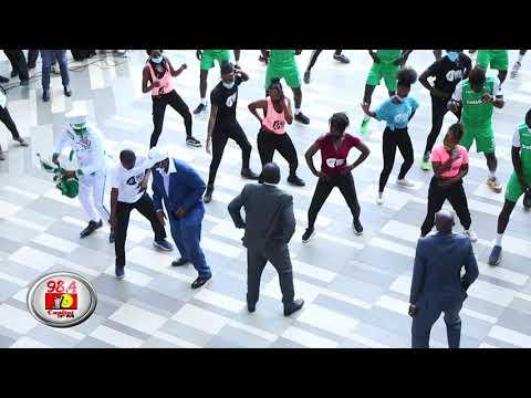 Jerusalema Challenge Gor Mahia ft Raila Odinga Baba & Chris Kirubi