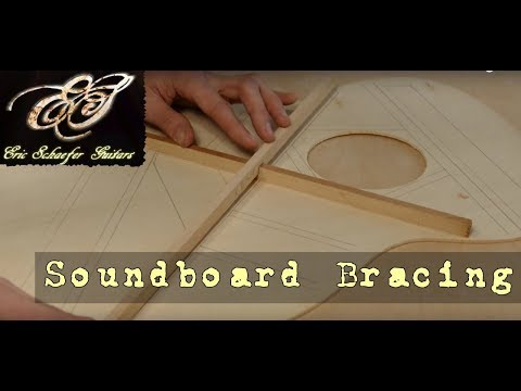 Soundboard Bracing