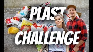 PLAST CHALLENGE! En hel dag uten plast - er det mulig å gjennomføre?