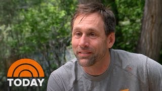 Meet Erik Weihenmayer: The Blind Adventurer Who Conquered Mount Everest And Grand Canyon | TODAY