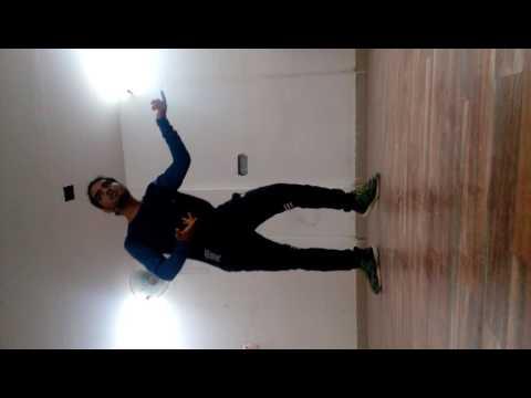 Poppin dance on chunar