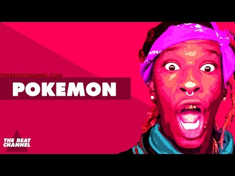 """POKEMON"" Dope Trap Beat Instrumental 2017 | Hard Rap beat Hiphop Freestyle Trap Type Beat | Free DL"