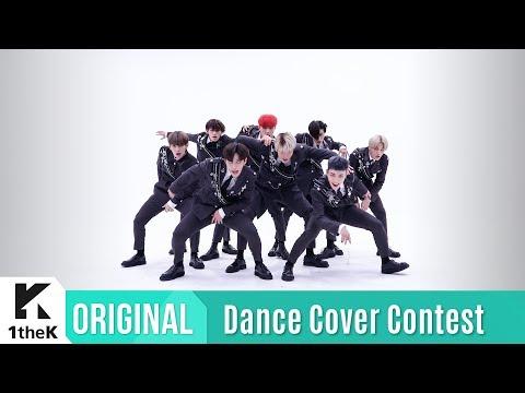ATEEZ(에이티즈)_ WONDERLAND 댄스커버 컨테스트 | ATEEZ _ WONDERLAND(mirrored Ver.) | 1theK Dance Cover Contest