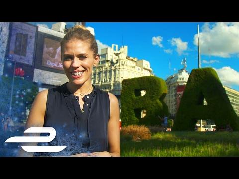 Nicki's News: Buenos Aires Edition! - Formula E