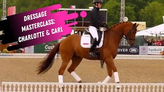 Dressage Masterclass with Carl Hester and Charlotte Dujardin