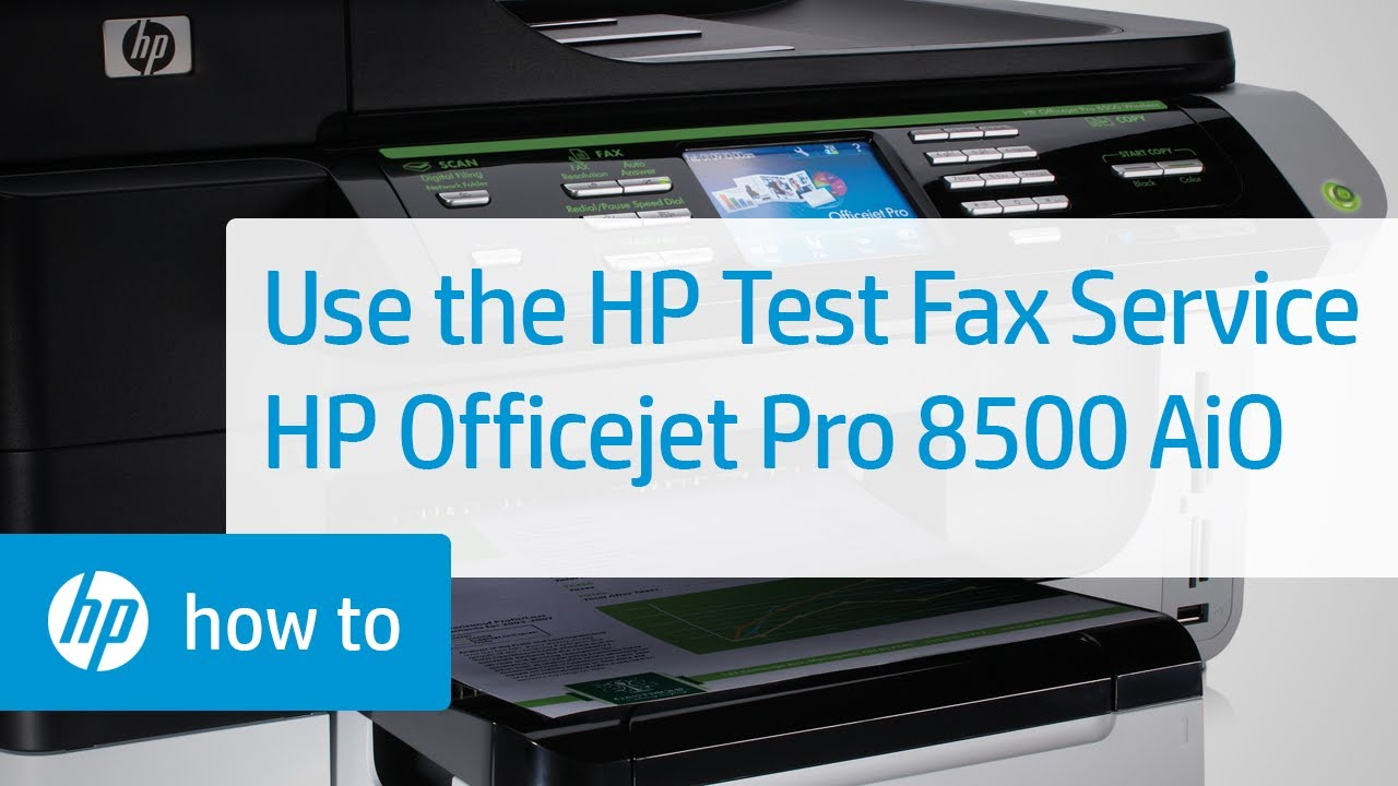 how to delete fax no at hp