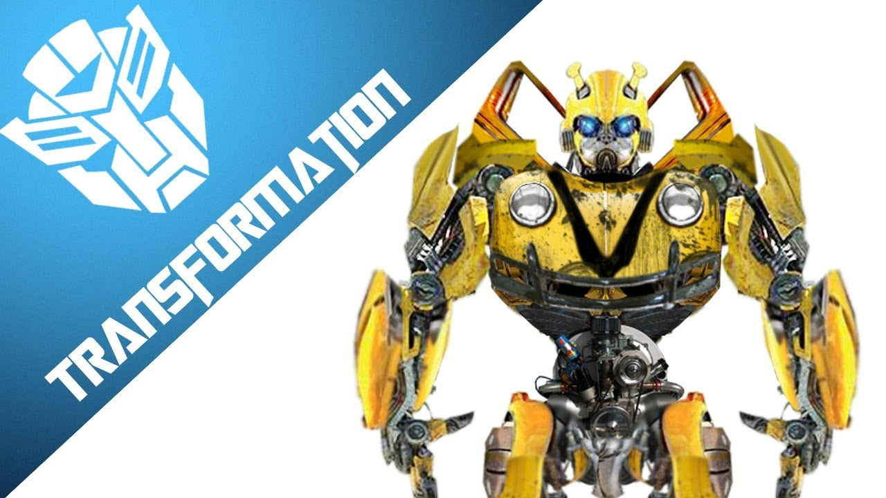 Bumblebee The Movie Bumblebee Transformation Animation Youtube