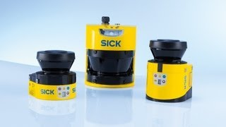 Scanner Plus from SICK - More range. Practical functions. Easy solutions. | SICK AG Video
