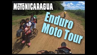 Moto Tour Nicaragua Playa San Diego to Mirabella