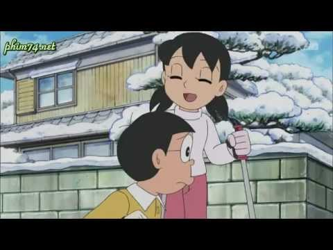 Doraemon Nôbita có nhà trên ngọn núi tuyết