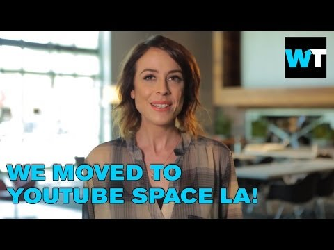 What's Trending Has Moved To YouTube Space LA!