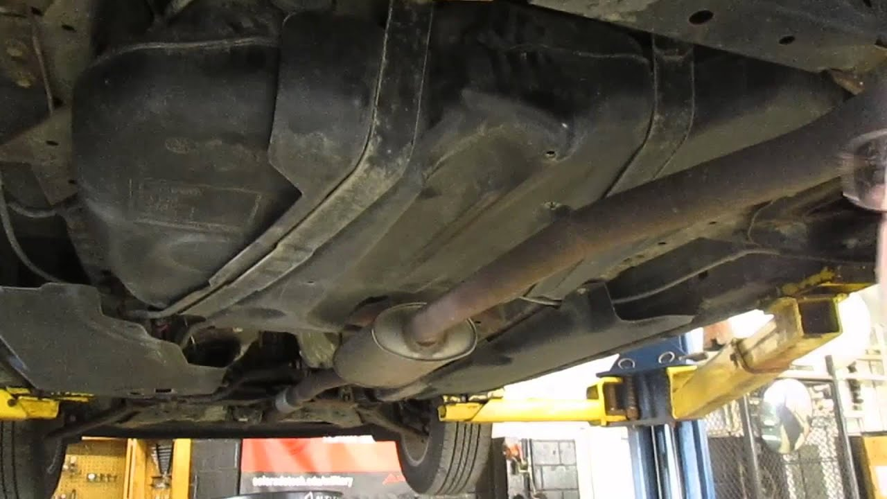 Ford Edge Ford Switched To Plastic Fuel Tanks