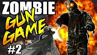 Zombie Gun Game | SOG | Part 2 (Call of Duty Custom Zombies)