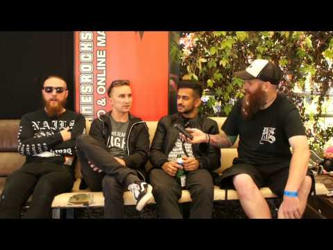 Heart Of A Coward GhostFest Interview 2015