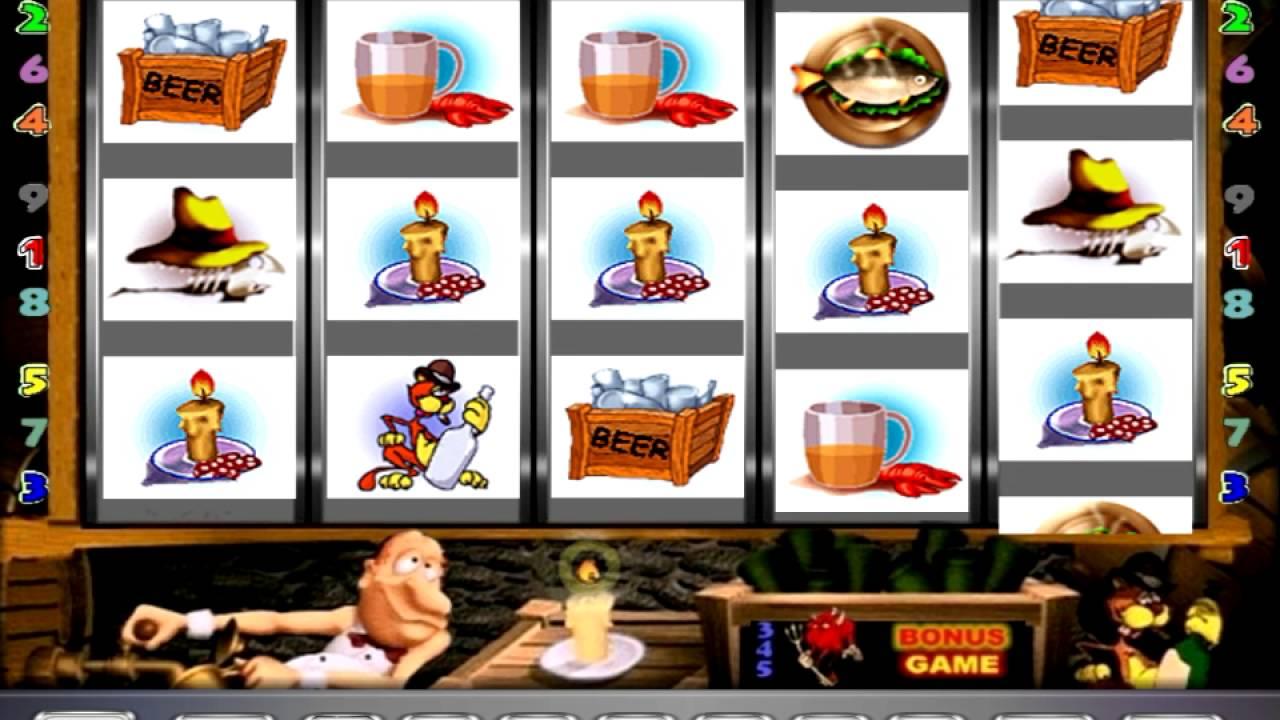 Игровой слот  Черти (lucky drink) - обзор характеристик от vip-vulkan.com