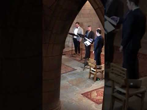 Concert in the Crypt at Church of the Intercession