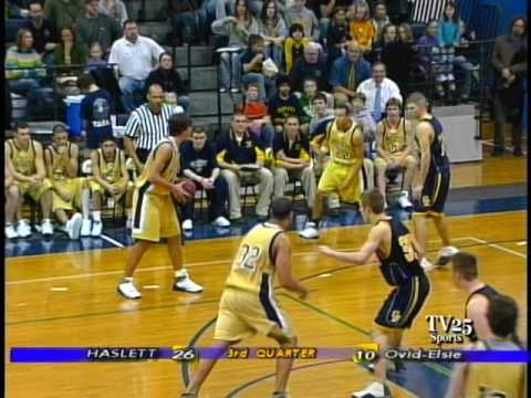 2005-06 Haslett Basketball