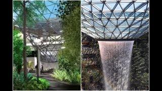 Changi's Jewel Copied Qatar's Airport? | Bite-Size News with Sam Jo | The Straits Times