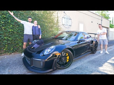 Taking Delivery Of A 2019 Porsche GT2RS *It's Amazing*